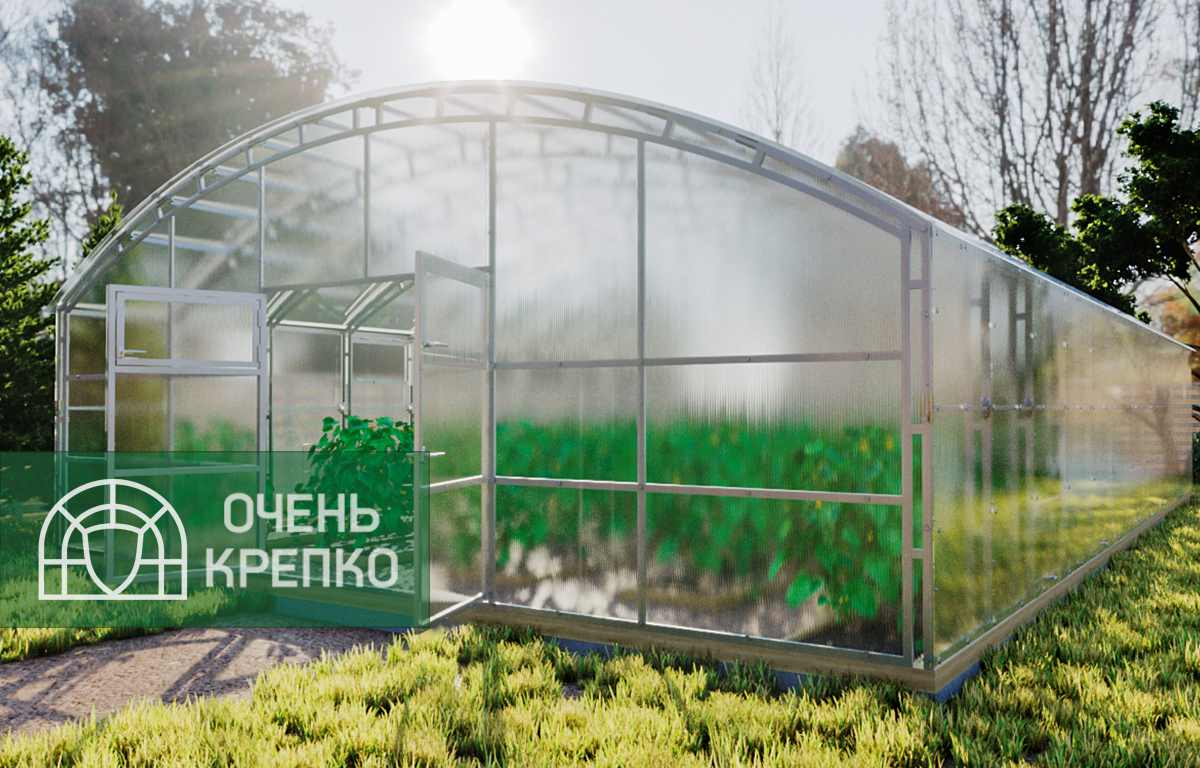 теплицы новосибирск рф под ключ цены